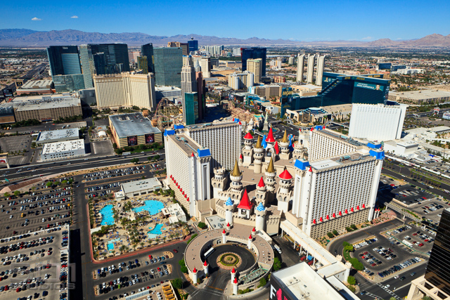 Las Vegas Aerial Photography